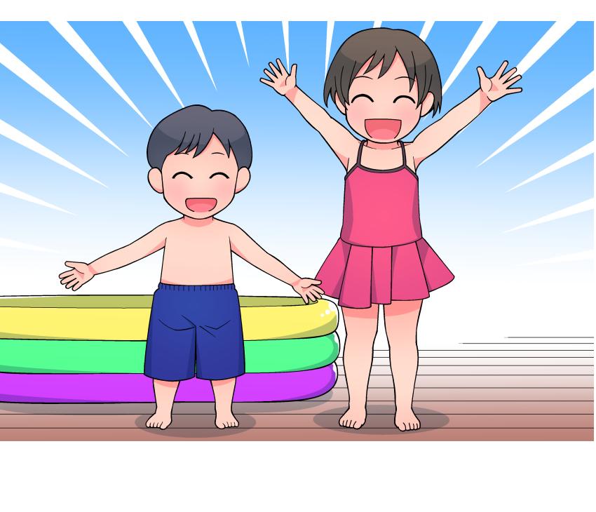 マンガで見る物語 子供と一緒 編1
